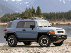 2014 Toyota FJ Cruiser Trail-Teams