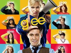 You know 'Glee', drama? I like the program! It is very fun and can learn English songs! Watch it and repeat it!!!