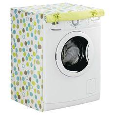 Capa de tecido para máquina de lavar.