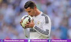 Real Madrid Cristiano Ronaldo cut an angry figure as he reportedly insulted the manager of Zinedine Zidane after the substitution in Las Palmas draw on 24 September evening.