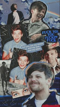 Four One Direction, One Direction Memes, One Direction Pictures, Larry Stylinson, Louis E Harry, Louis Tomlinsom, One Direction Lockscreen, One Direction Wallpaper, Polly Pocket