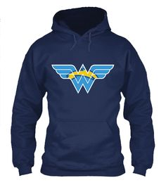 Wonder Woman – Chargers | Social Style Clothing