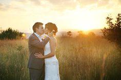 elegant bush wedding | Andrea Carlyle #wedding