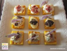 Polenta Fries, Fried Polenta, Tapas, Party Finger Foods, Kitchen Time, Party Buffet, Snacks, Food Lists, Italian Recipes