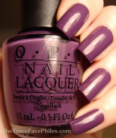 * OPI - Dutch Ya Just Love OPI (Holland Collection) / TraceFacePhiles
