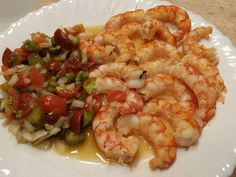 Come bien conmigo - Tu menu semanal sano. Recetas Light, Carne, Shrimp, Meat, Food, Fish Recipes, Vinaigrette, Weekly Menu, Fast Dinners