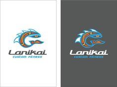 Help Lanikai Custom Fitness with a new logo by Logo Design, Logos, Fitness, Excercise, Health Fitness, Logo, Legos