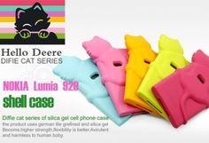 Lumia 920 silikonisuojus Catio, Gelato, Ice Tray, Silicone Molds, Ice Cream