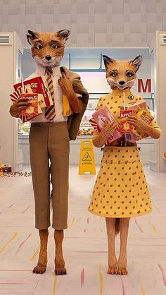 Fantastic Mr. Fox...i dance to the ending scene almost every single time.