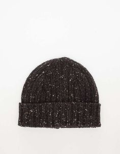 Love the Howlin By Morrison Steely Hat on Wantering | Gifts for Him | mens beanie | mens hat | men touque | menswear | mens style | mens fashion | wantering http://www.wantering.com/mens-clothing-item/steely-hat/ag08s/
