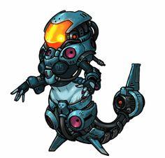 Siren by MuHut on DeviantArt Monster Art, Monster Hunter, Character Art, Character Design, Monster Girl Encyclopedia, Hair Milk, Pixel Animation, Anime Monsters, Robot Girl