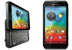 Motorola Photon Q XT897 Sprint CDMA 4G LTE Android Smartphone w/ Touchscreen + Slide-out Keyboard – Black