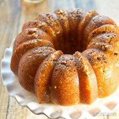 Rum Cake | From: sweetpeaskitchen.com