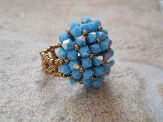 Pattern bijoux: Anello M'dame Dupoint