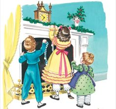 """The Night Before Christmas (Little Golden Book) - Clement Clarke Moore (Author), Corinne Malvern (Illustrator) (http://www.amazon.com/Night-Before-Christmas-Little-Golden/dp/0375863591/ref=pd_sim_b_5)"