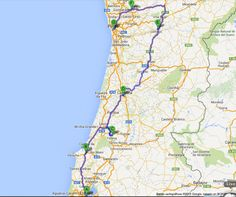 roteirocomzoon Dream Vacations, Diagram, Map, World, Trips, Tips, The World, Lisbon, Europe
