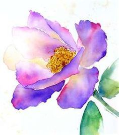 watercolour flowers - Google Search