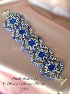 Perline e Bijoux: Tutorial bracciale Cinderella