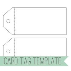 Templates  Christmas Crafts  Print Your Christmas Tag Template