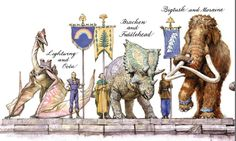 It's Tuesday, which means it's time for Episode Seven of the serialized podcast of Dinotopia: A Land Apart from Time.