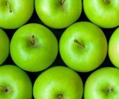 fruits food green apples apple HD Wallpaper