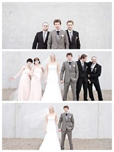 Modern, fun and quirky wedding Photography by julie vold. Www.julievold.com