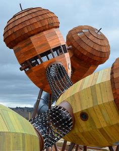 Pod Playground - Melbourne Design Awards 2013