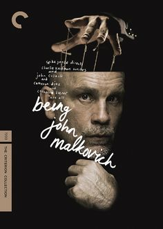 Being John Malkovich, poster by Heath Killen