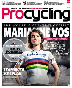 Marianne Vos Triathlon Training Plan, Triathlon Gear, Pro Cycling, Cycling Bikes, Marianne Vos, Race Book, Bradley Wiggins, Tony Martin, Half Ironman