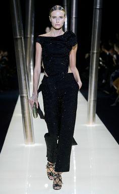 Armani Privé - Haute Couture S/S '15 (París)