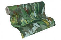 Tapete grün blau Natur AS Creation 95898-1 online bestellen
