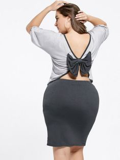 Stunning 47 Inspiring Plus Size Fashion for Women #plussize#women#outfits