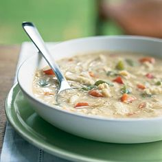 Savannah-Style Crab Soup | MyRecipes.com