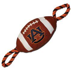 Pet Toy, Au Football   Auburn University Bookstore  #auburnuniversitybookstore #aubookstore #auburnpets #pettoy