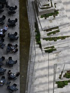 Between the dominant urban spaces of Europaalle and Lagerstrasse, there is a courtyard that discreetly blends into the fabric of the public spaces of the..