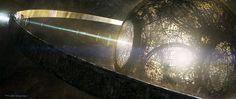 ArtStation - Dyson sphere, levy wang
