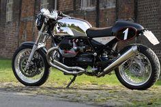 Moto Guzzi Bellagio 936 CR by Italo Motos
