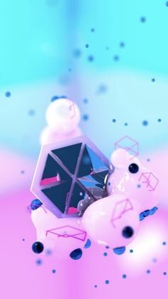 Chanyeol, Lightstick Exo, Kpop Exo, L Wallpaper, Cute Wallpaper Backgrounds, Cute Wallpapers, K Pop, Exo Merch, Exo Album