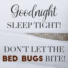 Goodnight, sleep tight! Don't let the bed bugs bite!  Ensure total protection of your mattress by choosing our Total Protection 6-Sided Mattress Encasement. This product has been lab-tested an certified for 100% protection against bed bugs, mold, stains, odors, fluids, dust mites, incontinence, perspiration, spills, and bacteria. Linens & Hutch brings you the ultimate product that provides complete protection while also yielding extreme comfort.