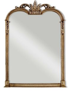 online shopping for Uttermost Jacqueline U-Shaped Mirror from top store. See new offer for Uttermost Jacqueline U-Shaped Mirror Antique Gold Mirror, Gold Mirrors, Vintage Mirrors, Wall Of Mirrors, Fancy Mirrors, Hallway Mirror, Victorian Mirror, Gold Framed Mirror, Decor Interior Design