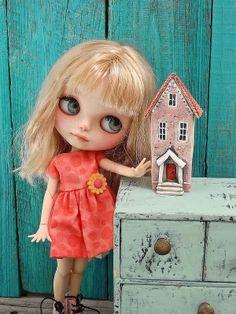 Blythe dollhouse