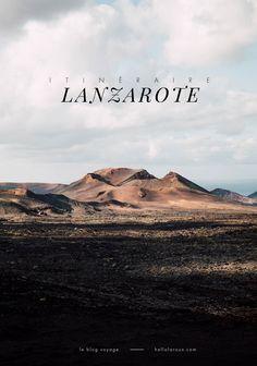 quel itinéraire pour road trip à Lanzarote ? Tenerife, Road Trip, Voyage Europe, Destination Voyage, Destinations, Menorca, Blog Voyage, Canary Islands, New Travel