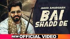 Bai Shadd De Lyrics in Hindi   Jaggi Amargarh