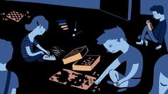 A little film commission I had for a London non-profit org. They're called Resourced for Autism (RFA) and provide support for families with autistic children. An animated short produced by Watering Can Media, and with lovely piano music by my pal Tom Rosenthal.  Visit: http://www.resourcesforautism.org.uk/  Produced by: Watering Can Media (Paul Burt and Nick Turner), London wateringcanmedia.com  Music: Tom Rosenthal tomrosenthal.co.uk  I did the ...