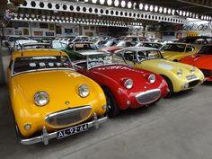 Classic Austin Healey Frogeye Sprite Cars for Sale British Sports Cars, British Car, Jaguar Xj13, Austin Cars, Austin Healey Sprite, Triumph Spitfire, Fast Cars, Sport Cars, Cars For Sale
