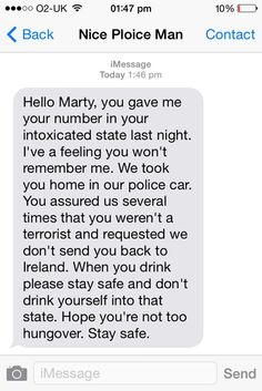 Some Cops Understand What It's Like to Be Blackout Drunk - I laughed for about a minute straight