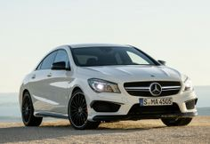 Mercedes-Benz CLA 45 AMG launching next month