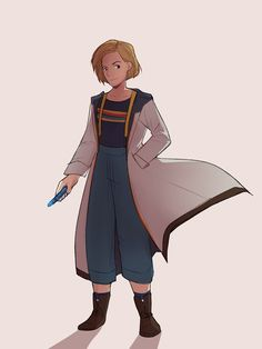 @Cazdinal  the new outfit!! #ThirteenthDoctor