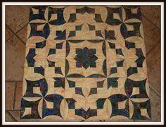 Durante il corso di patchwork avanzato di Anna Diversi abbiamo appreso la tecnica dell'Atarashii, una tecnica patchwork giapponese che...
