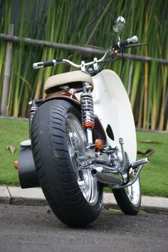 "Street Cub by Newspeed Garage ""Benzema"""